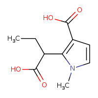 2D chemical structure of 94133-60-5