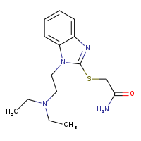 2D chemical structure of AB70765000