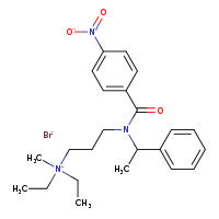 2D chemical structure of BP80747000
