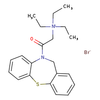 2D chemical structure of BP82113000