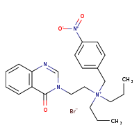 2D chemical structure of BQ27093700