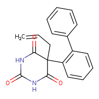2D chemical structure of CP81240000