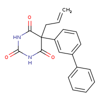 2D chemical structure of CP81240100