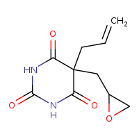 2D chemical structure of CP84127000