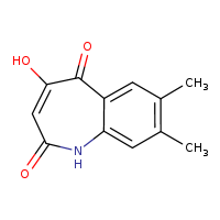 2D chemical structure of CX71953000