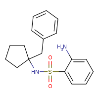 2D chemical structure of DA95197000
