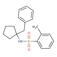 2D chemical structure of DB29443000