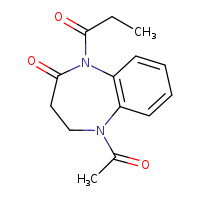 2D chemical structure of DF22780000