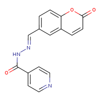 2D chemical structure of DJ22507000