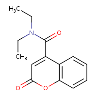 2D chemical structure of DJ22535000