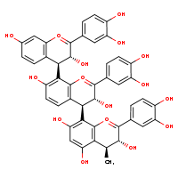 2D chemical structure of O316500100
